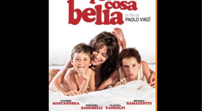 21 agosto: CINEMA SOTTO LE STELLE con 'LA PRIMA COSA BELLA' di Paolo Virzì