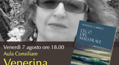 "Venerina Gabriele presenta ""L'Eco del Maestrale"""