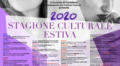 Stagione Culturale Estiva 2020