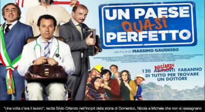 CINEMA SOTTO LE STELLE: Un paese quasi perfetto con Silvio Orlando, Fabio Volo e Carlo Buccirosso