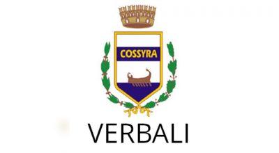 """VERBALI E STREAMING SECONDA COMMISSIONE CONSILIARE: """"AMMINISTRAZIONE"""""""