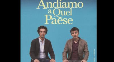 CINEMA SOTTO LE STELLE: Andiamo a quel paese di Ficarra e Picone
