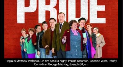 1 settembre, CINEMA SOTTO LE STELLE: PRIDE di Matthew Warchus