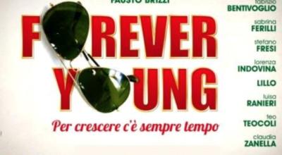 21 settembre: CINEMA SOTTO LE STELLE: Forever young di Fausto Brizzi