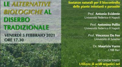 Webinar – Agricoltura sostenibile a Pantelleria